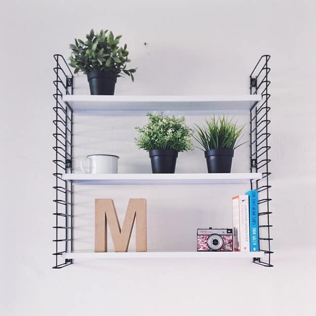 Etag Re Style Tomado Neuve Copie Design Vintage Annn Es 50 60 Bookcase Shelves Ebay