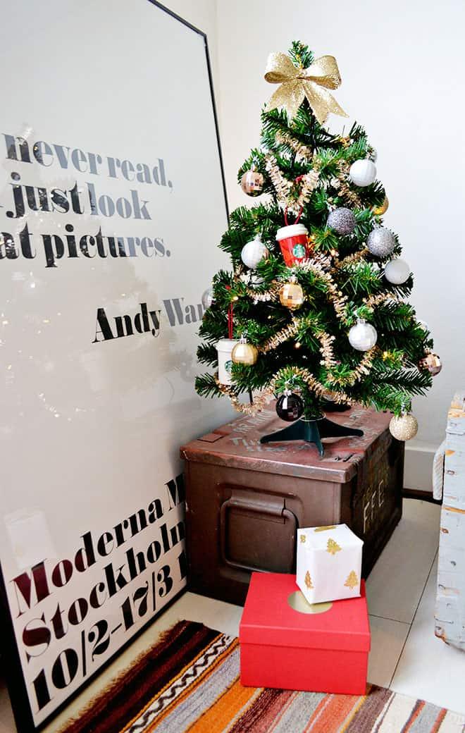 Oldschool feestdagen zo leuk kan het zijn for Mini kerstboom action